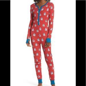 Family Star Wars Christmas Onesie Pajamas